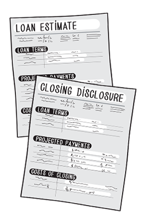 This New Five Page Form Is Used Not Only To Disclose Many Terms And  Provisions Of The Loan, But Also The Financial Transaction Of The Closing  Of The Sale.